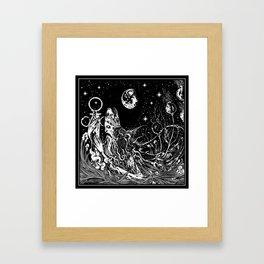 Dagon Framed Art Print