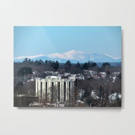 Mt. Washington from Portland (2) Metal Print
