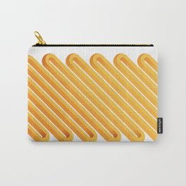 Curved Pencil Carry-All Pouch