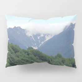 Breathtaking mountain view Pillow Sham