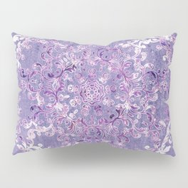 A Taste of Lilac Wine Pillow Sham