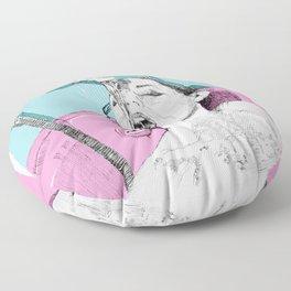Show Time Floor Pillow