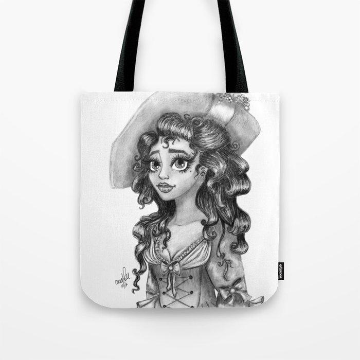 Carlotta Tote Bag