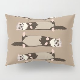 ferrets Pillow Sham