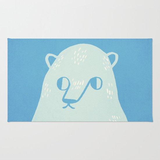 Polar Beverage Rug