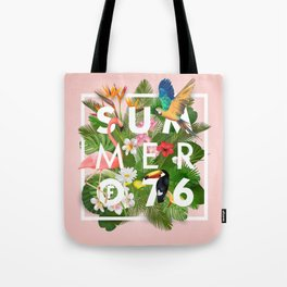 SUMMER of 76 Tote Bag