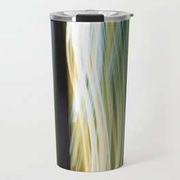 Flora Abstract Travel Mug