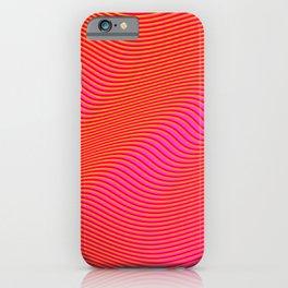 Fancy Curves iPhone Case
