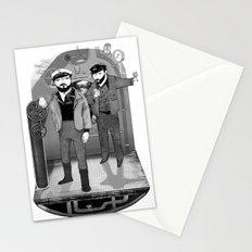 U-boat  Stationery Cards