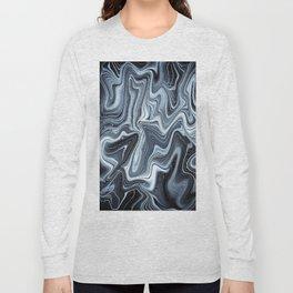 Ripple art Long Sleeve T-shirt