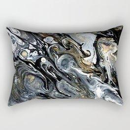 Celestial Moon Rectangular Pillow