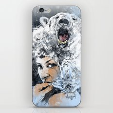 Arctic Tears iPhone Skin