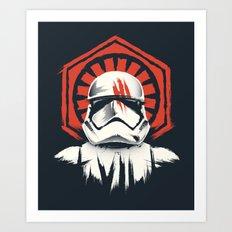 First Order Art Print