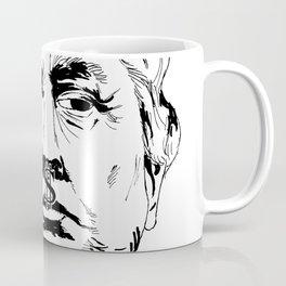 1 Timothy 6:5-10 (Black & White) Coffee Mug