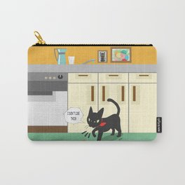 In the kitchen Carry-All Pouch