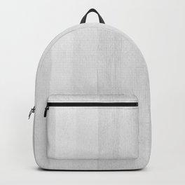 Gray Stripe Pattern Backpack