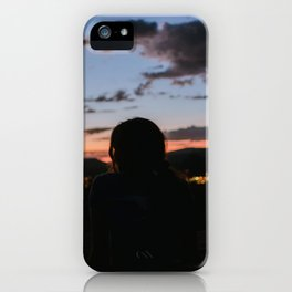 Kenzie 001 iPhone Case