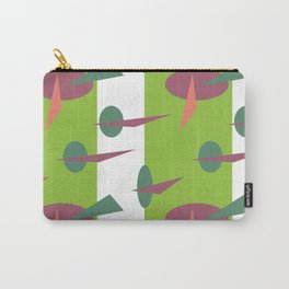 Seamless colourful pattern geometric backgrounds Carry-All Pouch