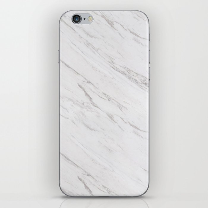 A Marble iPhone Skin