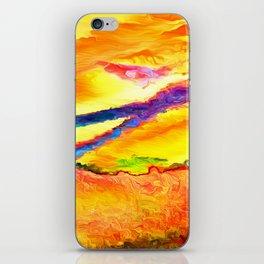 Incoming Tide iPhone Skin