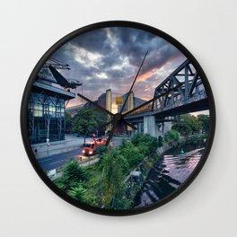 Deutsches Technikmuseum Wall Clock