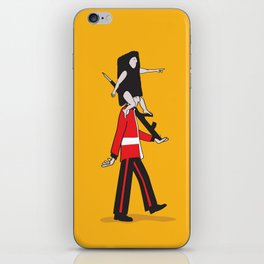 Royal Guides iPhone Skin