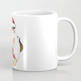 Rock N Roll Santa Coffee Mug