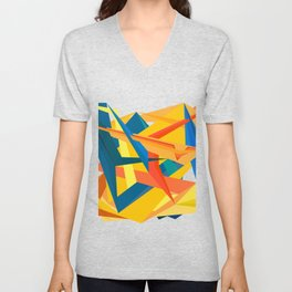 Kites Unisex V-Neck