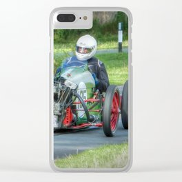 Morgan GN Salome Clear iPhone Case