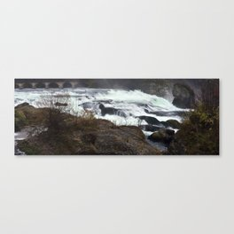 rheinfall Canvas Print