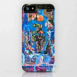 journeying iPhone Case