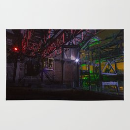 Lost Places Rug