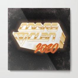 Cobra Clan 2080 Metal Print
