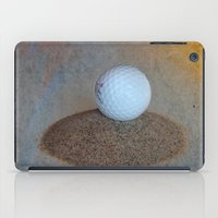 golf iPad Cases featuring Golf by LoRo  Art & Pictures