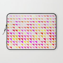 fete triangle pattern Laptop Sleeve
