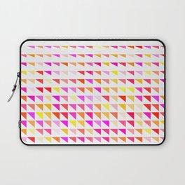 fete triangle pattern Laptop Sleeve