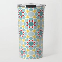 Arabesque IV Travel Mug