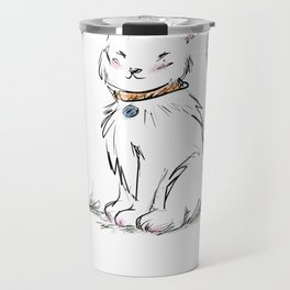 Fluffy Travel Mug