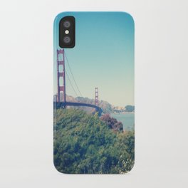 The Golden Gate iPhone Case