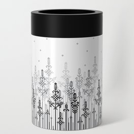 White field Can Cooler