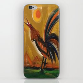 Rooster iPhone Skin