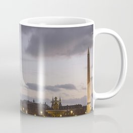 Wheel Concorde Paris Coffee Mug