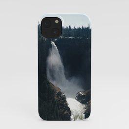 Helmcken Falls iPhone Case