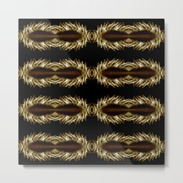 Toast Chain - Infinity Series 006 Metal Print