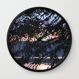 Rosebary Lake, Algonquin Park Wall Clock