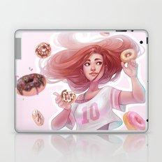 Zero Gravity Doughnuts Laptop & iPad Skin