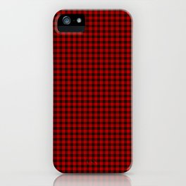 Brodie Tartan iPhone Case
