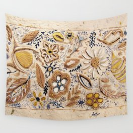 Nature's Order Wall Tapestry