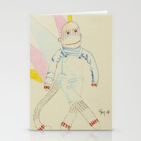 murray Stationery Cards featuring 18. Murray by chowdair