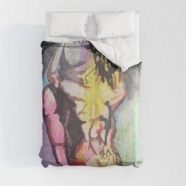 Embrace my Black Beauty Comforters